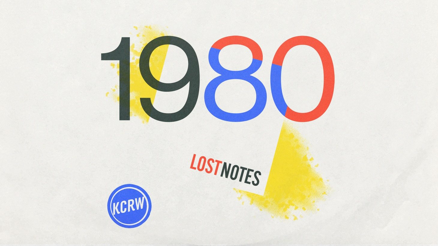 "The third season of KCRW's acclaimed music documentary podcast, Lost Notes, drops this week. The challenge of ""Lost Notes: 1980"" was to craft stories that reflected both that era and our own."