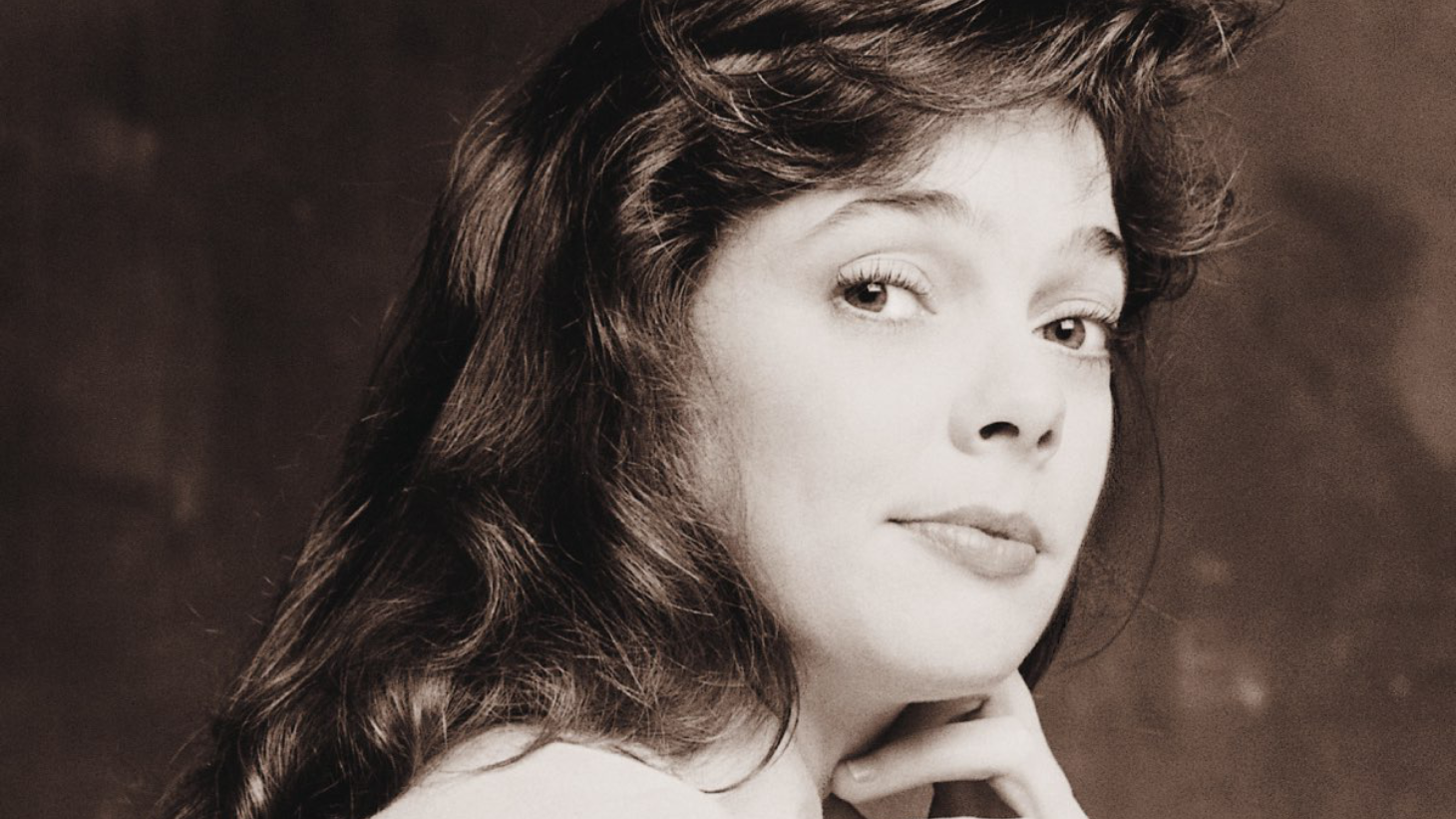 The late singer-songwriter Nanci Griffith in 1988.