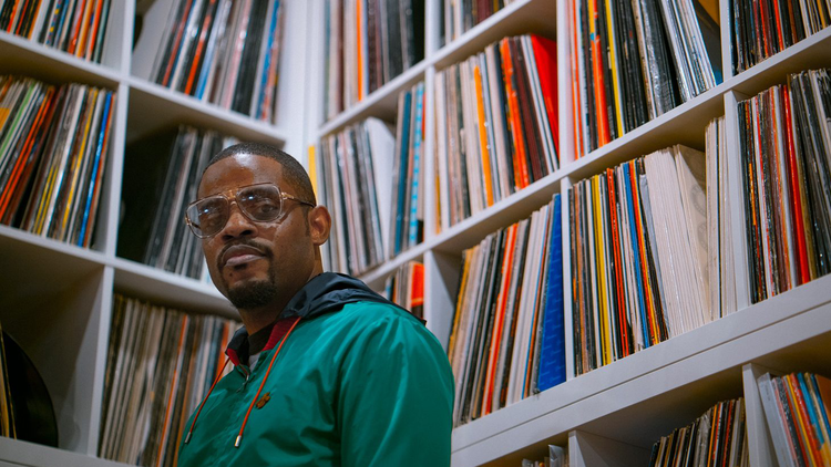 "For KCRW's ""Private Playlist,"" drummer Karriem Riggins offers a tour of the music that's shaped his own playing, from J Dilla to Elvin Jones."