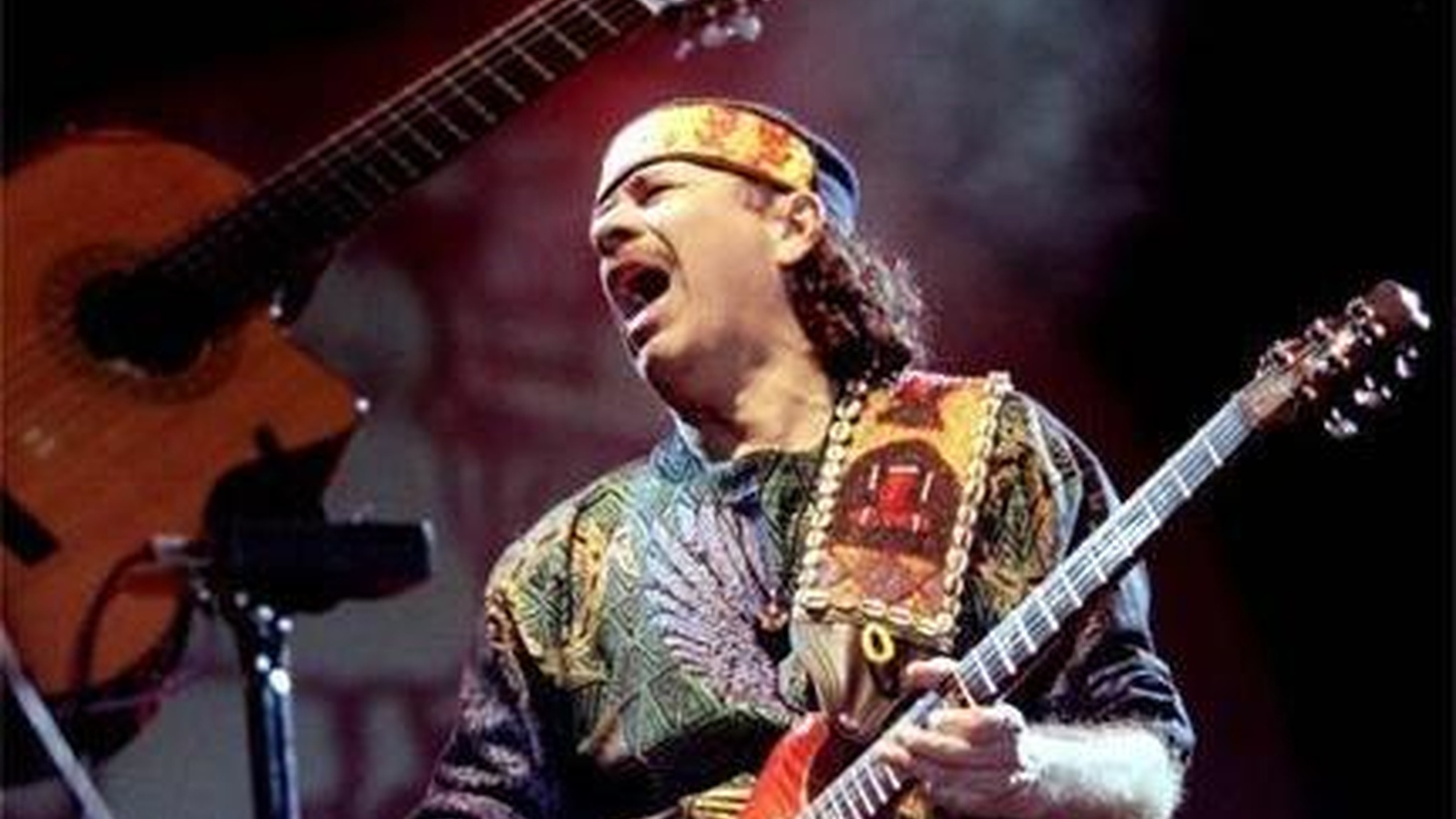 Playing music and being a force for change have kept Carlos Santana going for 40 years. We highlight tracks reflecting his deep spirituality. (Airs 3-4pm and preempts All Things Considered)