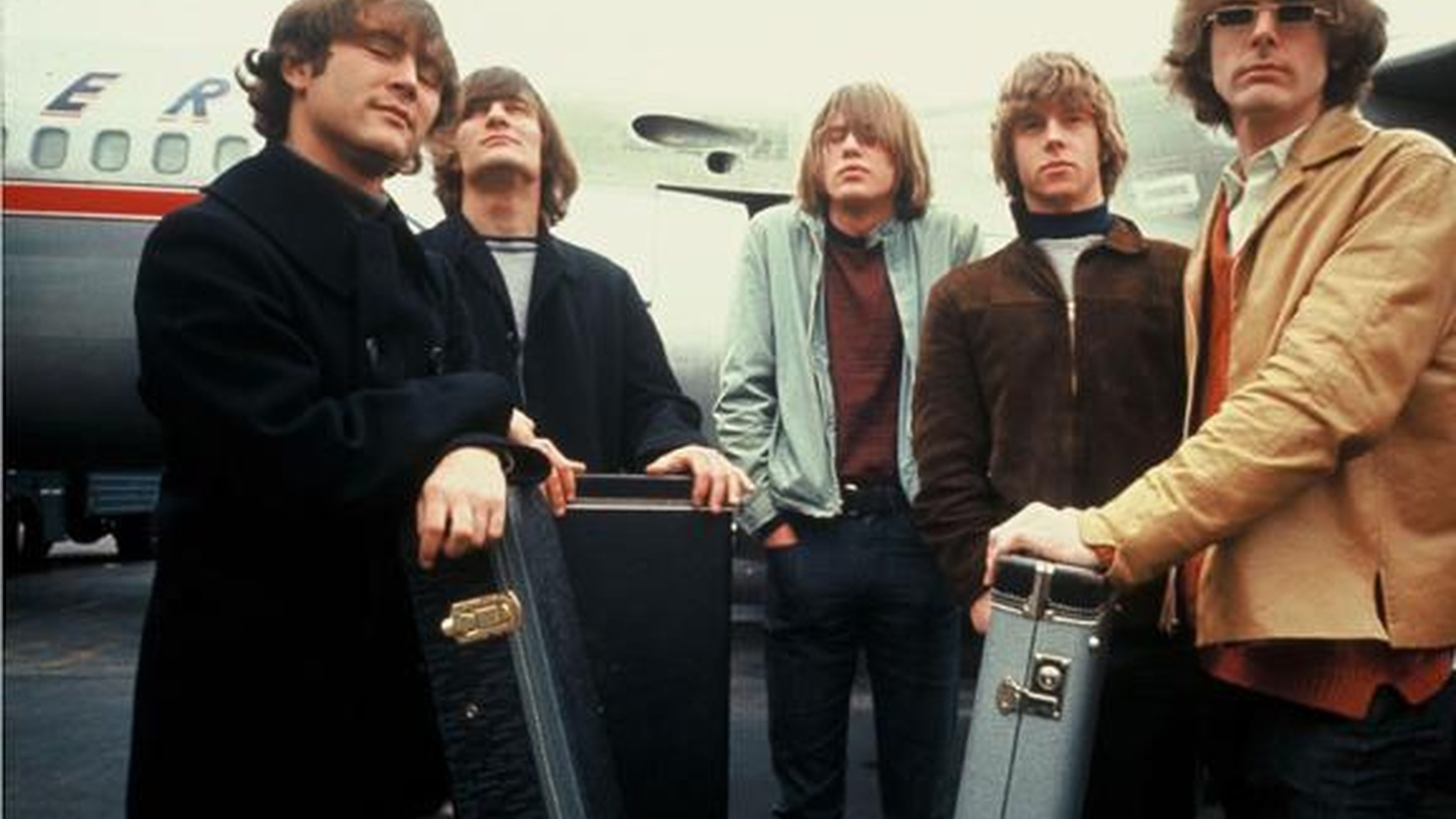 Part Two of this two-hour documentary on The Byrds covers 1968 to 1972: the groundbreaking country-rock years. (Airs 2-3pm, preempts Marketplace and Bookworm; Part One airs 1-2pm)