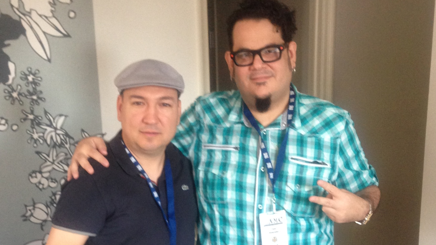Broadcasting live from the Latin Alternative Music Conference, Raul Campos hosts an interview and DJ Set with Venezuelan-born, Miami-based Grammy-winning Producer and re-mixer, Mr. Pauer.