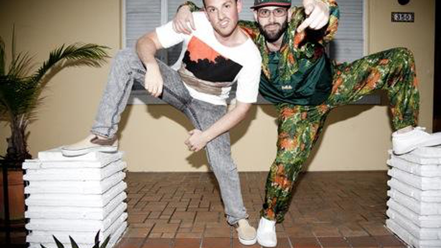 On the heels of the release of their debut full length, Efunk, the Boston based duo Soul Clap return to Los Angeles for a record release party on 5 de Mayo. They'll drop a guest DJ set on Friday night in the 11 o'clock hour.
