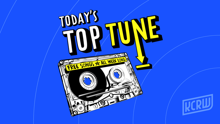 Today's Top Tune is a weekday download of standout songs, including advance releases, exclusive live tracks, remixes, and new artists, at KCRW.com.