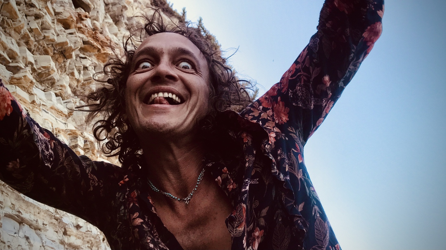 """Looking to feed your rock diet? Artist Aaron Embry gathers up some of his bandmates from Edward Sharpe and the Magnetic Zeros for a meat-n-potatoes grinder about being happy in the moment on """"Wannabe King."""""""