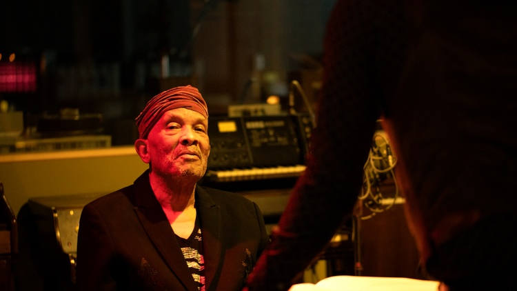 "Jazz composer and vibraphonist Roy Ayers joins Adrian Younge and Ali Shaheed Muhammad for a special ""Jazz Is Dead"" series release."