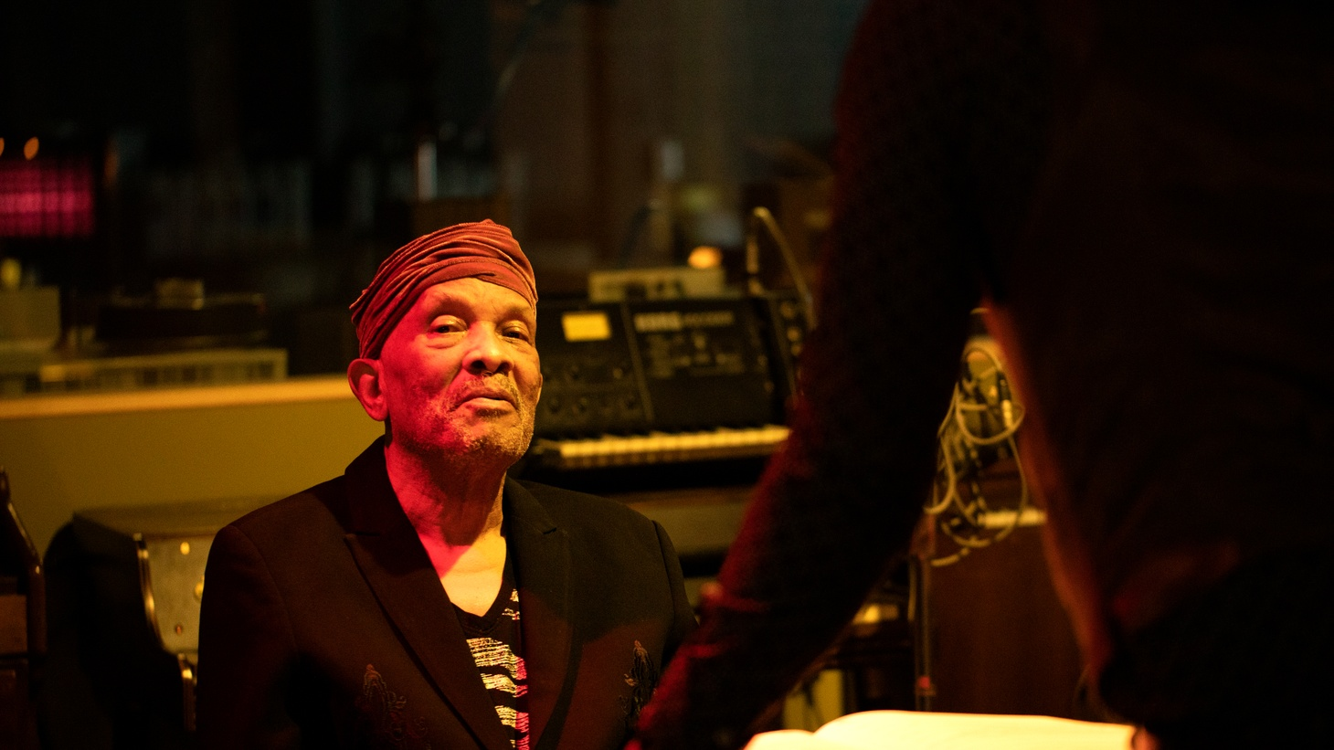 """Jazz composer and vibraphonist Roy Ayers joins Adrian Younge and Ali Shaheed Muhammad for a special """"Jazz Is Dead"""" series release."""