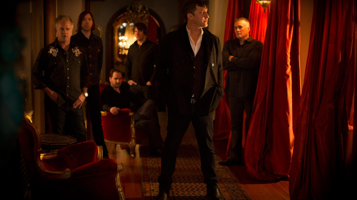 The Afghan Whigs have released their first record in 16 years. Frontman Greg Dulli and his new band mates capture the raw power that makes them great.