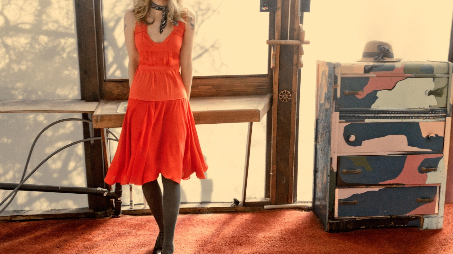 """Aimee Mann says her latest release was influenced by what she calls the """"super pop"""" of the 70's and 80's, as well as the notion of what it means to be """"charming."""""""