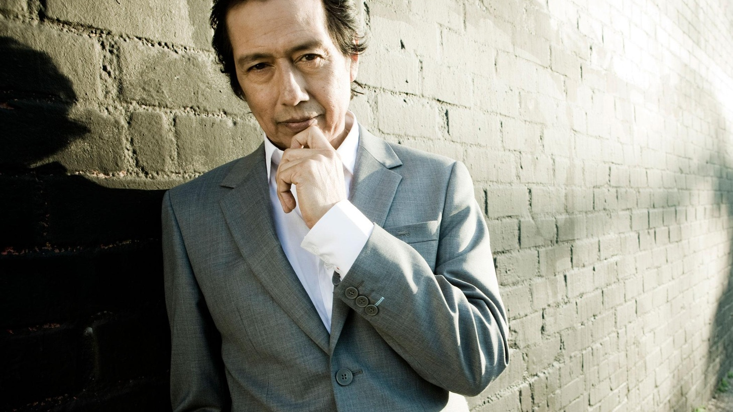 """Alejandro Escovedo is a hometown hero in his adopted city of Austin where passersby knowingly nod their heads to greet him. On his tenth solo release, he's backed by his band, The Sensitive Boys, with music legend Tony Visconti on board as producer. Today's Top Tune is """"Tula,"""" from the CD Street Songs of Love."""
