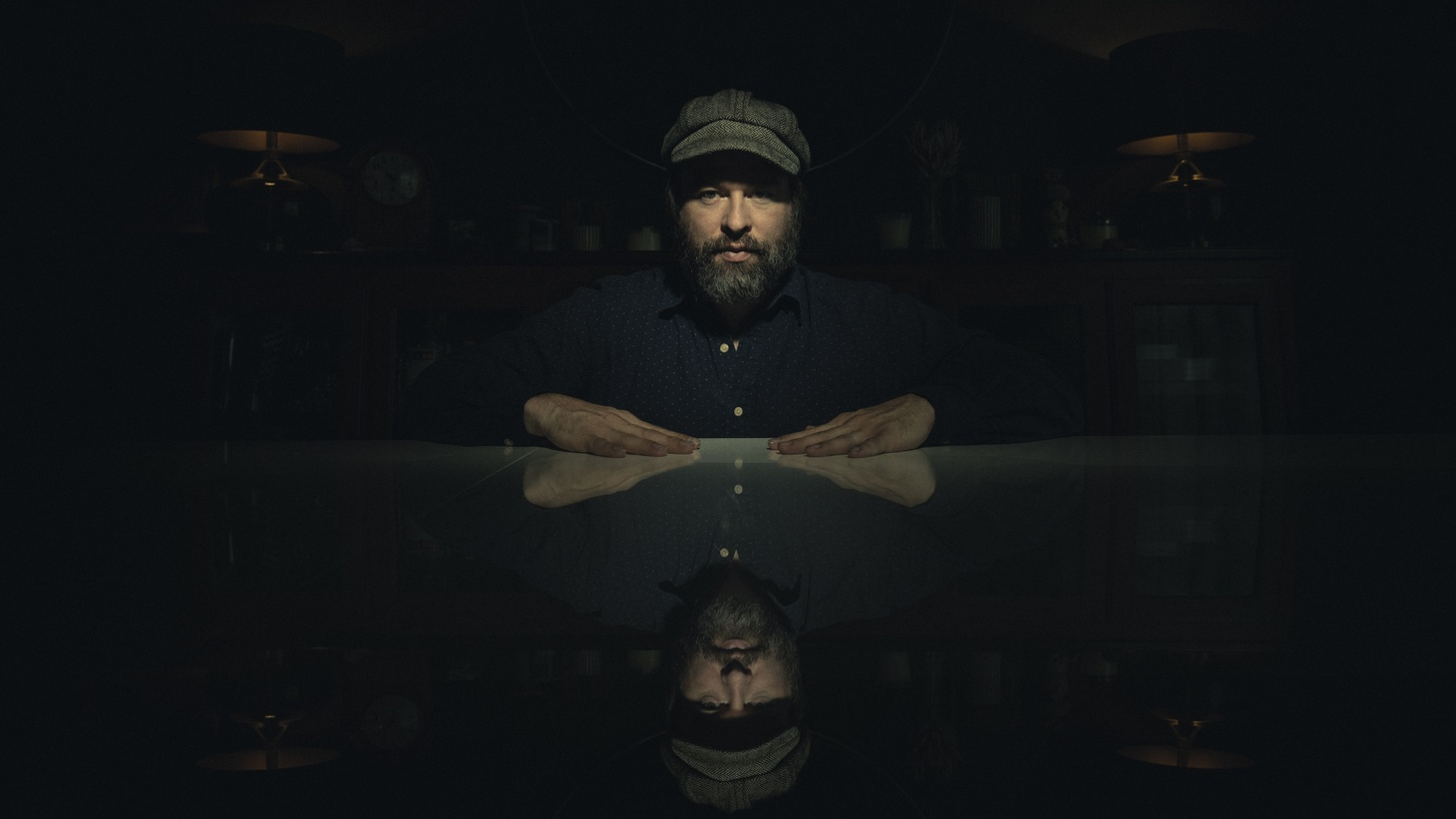 """You know Alex Maas as the sorcerer vocalist and bassist of The Black Angels but there is also a softer, folkier side to this musician that is displayed in his song """"The City,"""" taken off his soul-baring solo debut."""