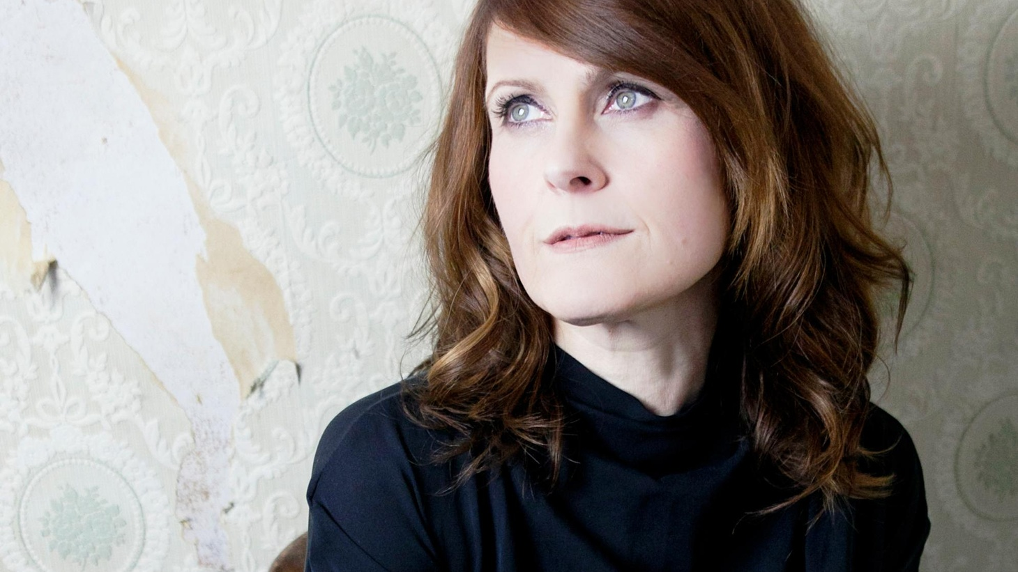British pop singer Alison Moyet began her career as part of the synth-pop 80's duo, Yaz...