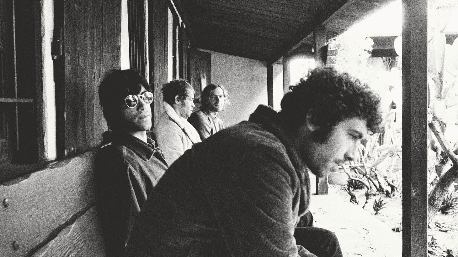 L.A. based Allah-Las recently delivered an impeccable session on Morning Becomes Eclectic.