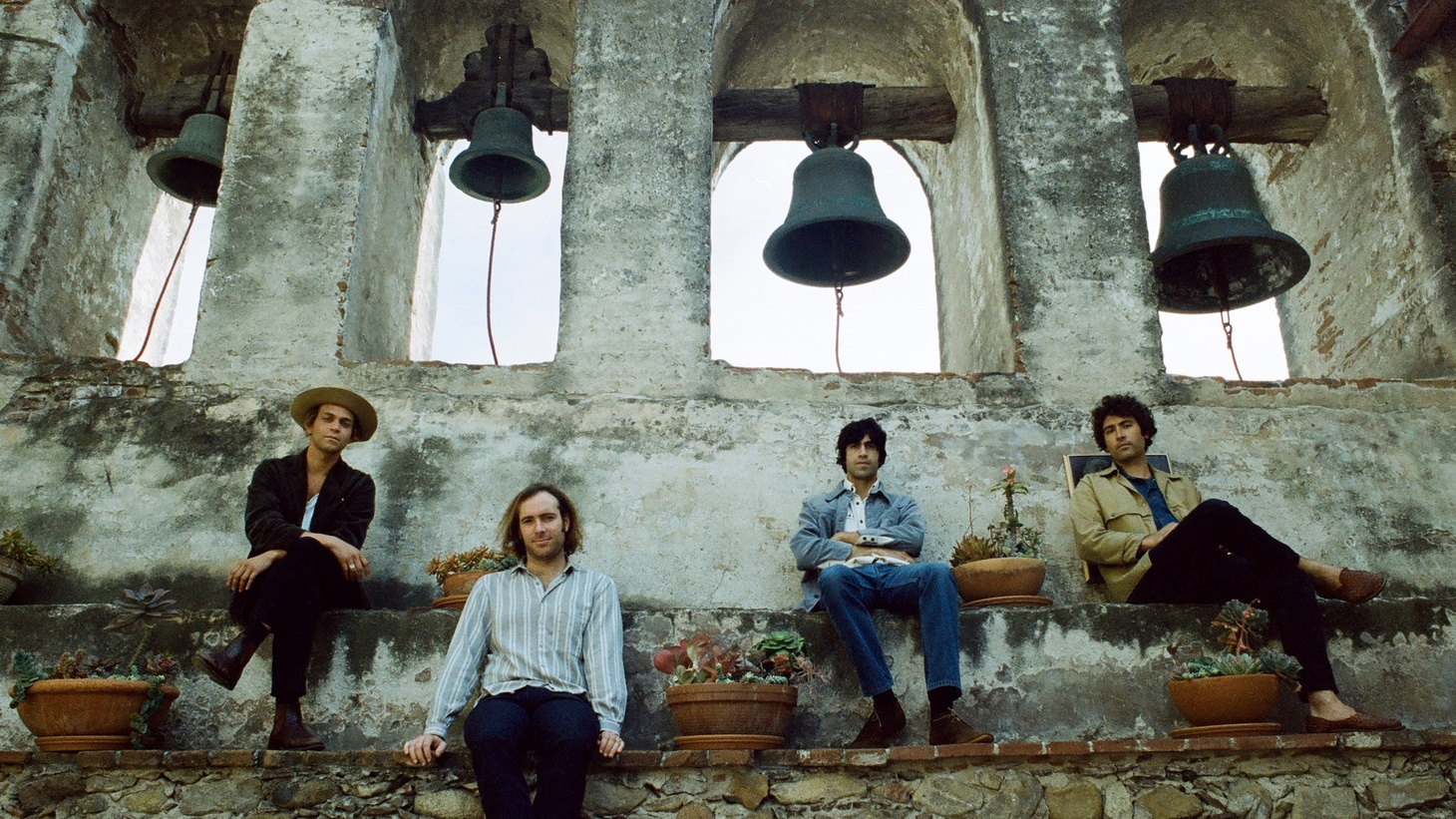 September brings many albums we're looking forward to, including one from LA rockers Allah-Las who beef up their sound with a bunch of new instrumentation that features viola, harpsichord and theremin.