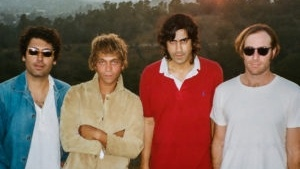 Fun loving outfit Allah Las are set to drop their fourth LP in October.