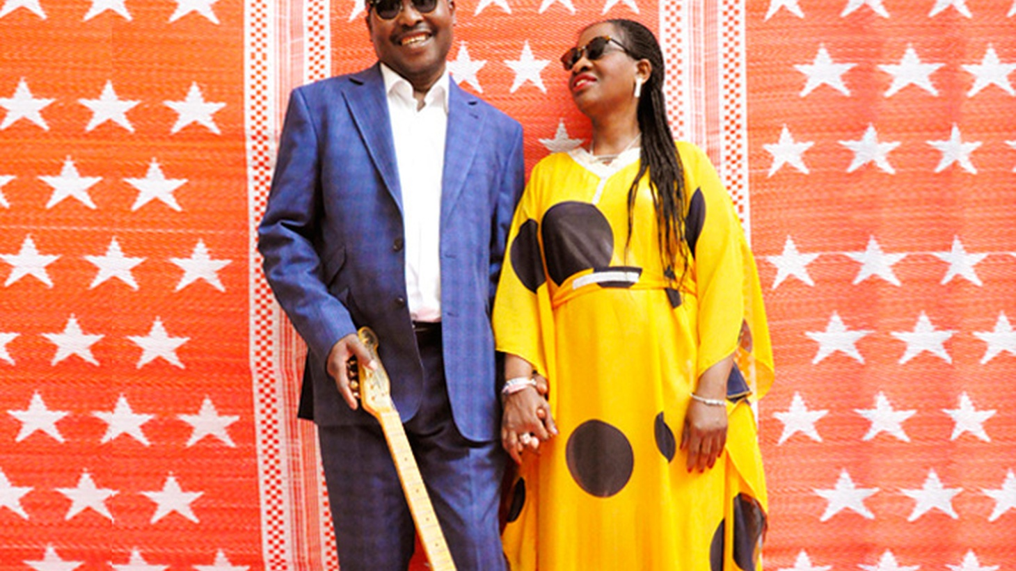 Malian musical duo Amadou & Marion delivered another impeccable performance on MBE recently, not surprising for these internationally loved artists.