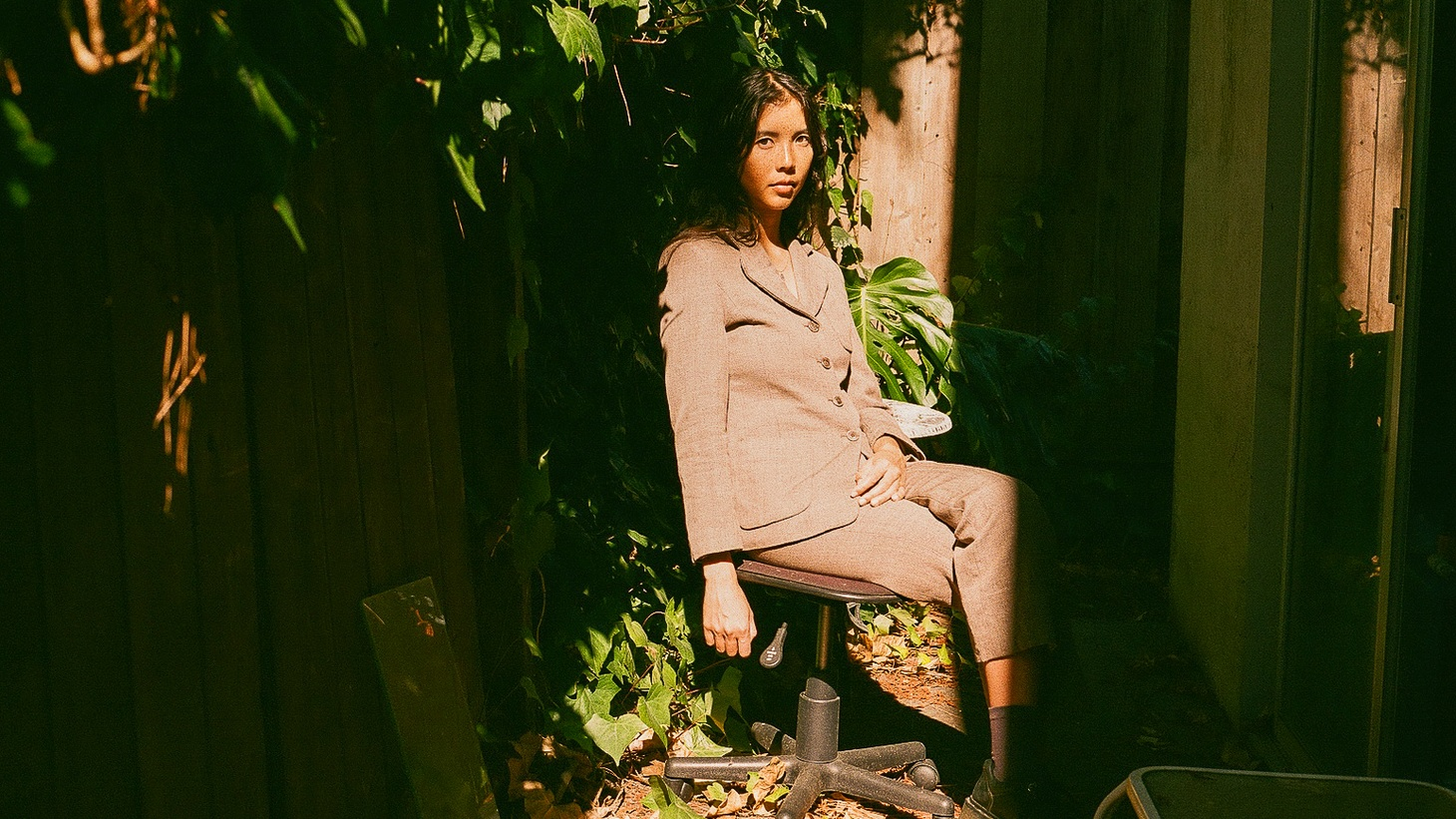 """When Ana Roxanne thinks about her process, she describes the beginning of a song as """"a drone element and a mood"""" and that's what she builds on."""