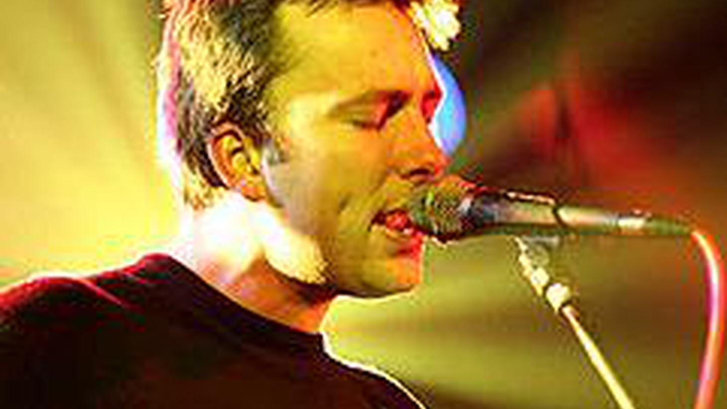 ...from the CD of the same name.   Andy Yorke is the brother of Thom Yorke, Radiohead's frontman. That's were the comparison ends...