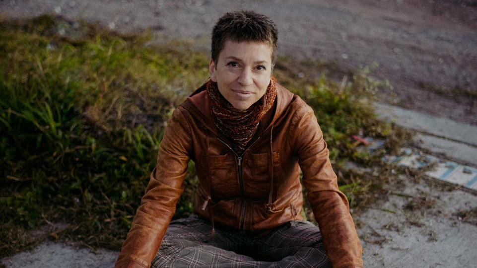 """Feminist icon Ani DiFranco reflects on the duality of our inner and outer lives on """"Simultaneously"""" circles around our fragile insides versus the hard realities life throws at us."""