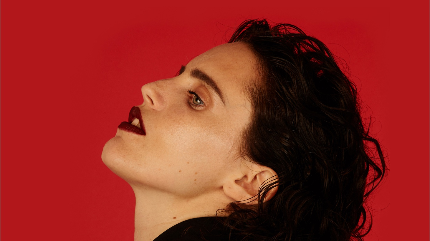 "Mysterious and seductive artist Anna Calvi returns with Hunter, a collection of songs written from the point of view of a female protagonist. Calvi excels with power and vulnerability on ""Don't Beat The Girl Out Of My Boy."""