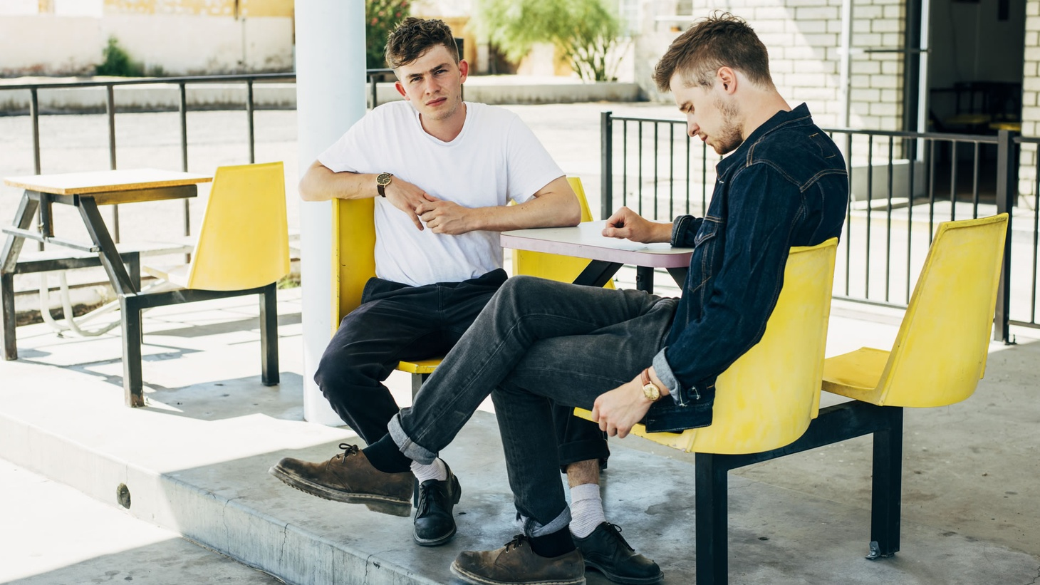Aquilo has been crisscrossing the globe in support of its full-length debut album. The UK production duo creates atmospheric, emotional tracks, and has a strong knack for songwriting.