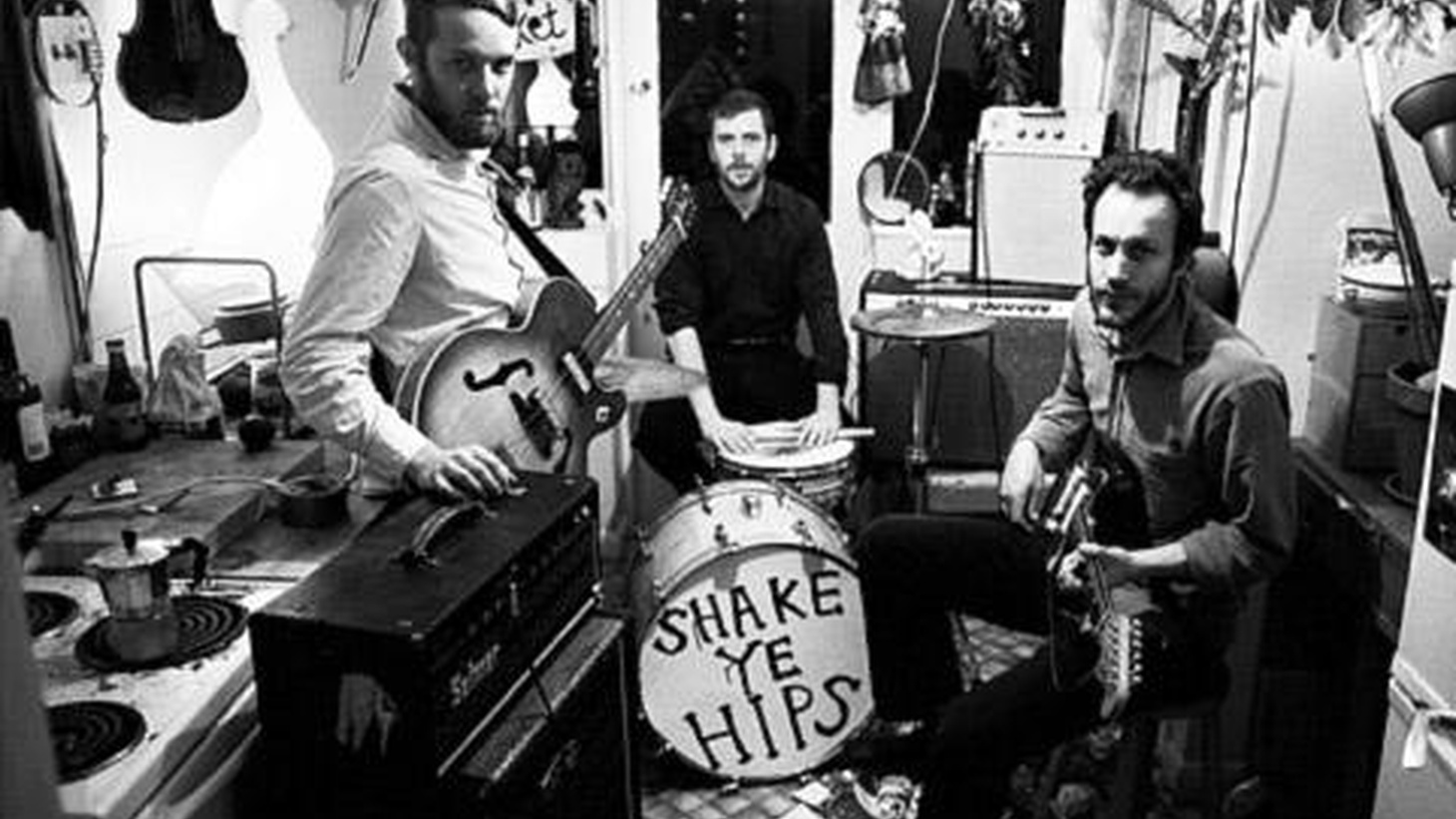 """London art-rock trio Archie Bronson Outfit create dirty psychedelic garage rock that shies away from the mainstream. While their 3rd release, Coconut, is their most accessible yet, they still push the boundaries just a little bit. Today's Top Tune is """"Shark's Tooth."""""""
