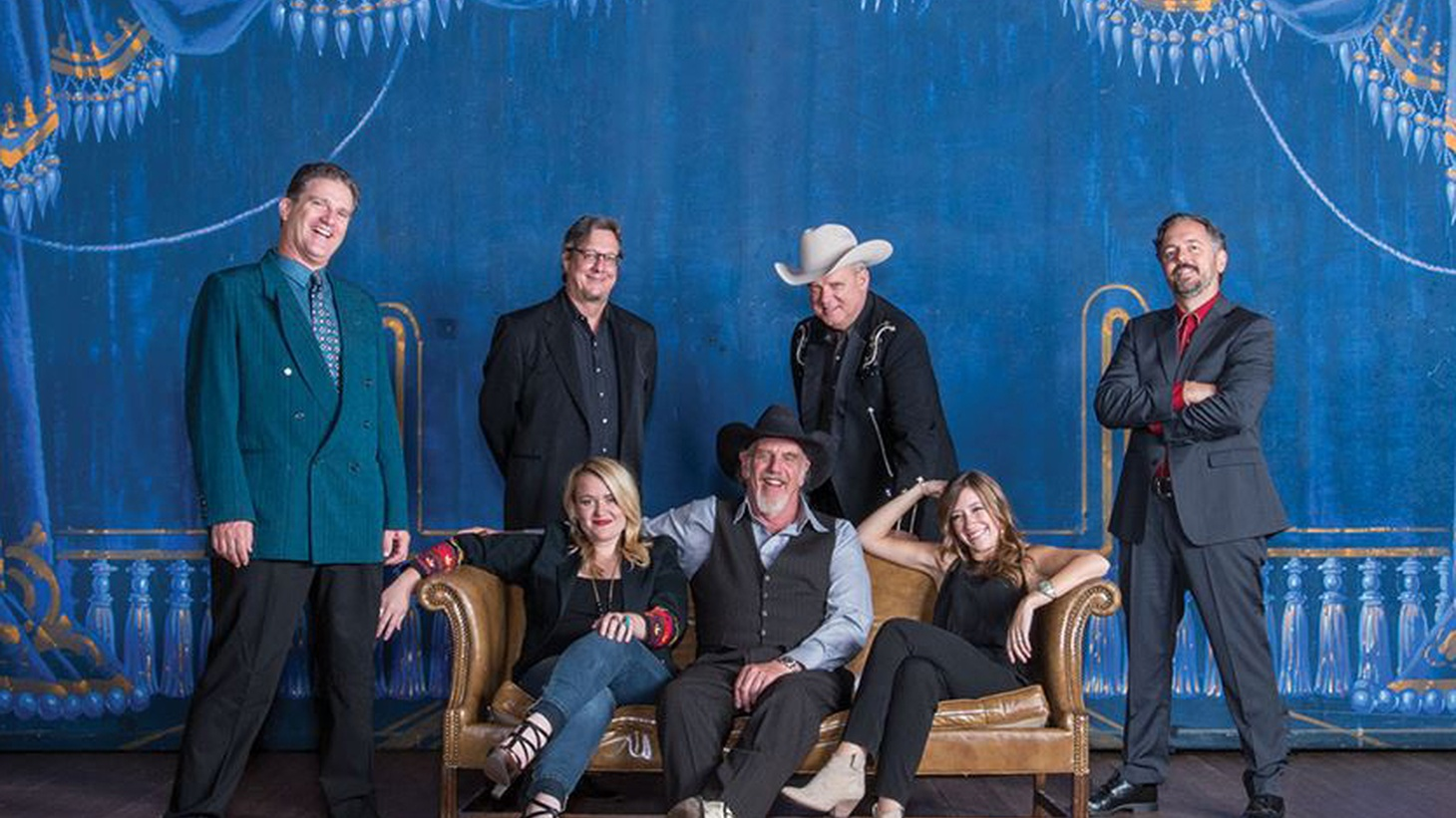 Asleep At The Wheel rounded up old friends -- including Merle Haggard and Willie Nelson -- to celebrate the music of Bob Wills and his Texas Playboys on their latest release.