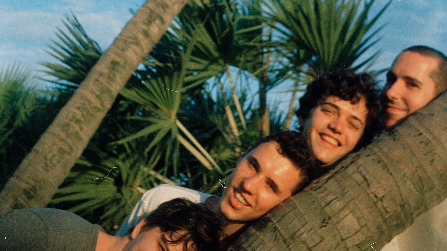 Toronto-bred jazz foursome BADBADNOTGOOD revel in a variety of musical genres mostly performed as instrumentals.