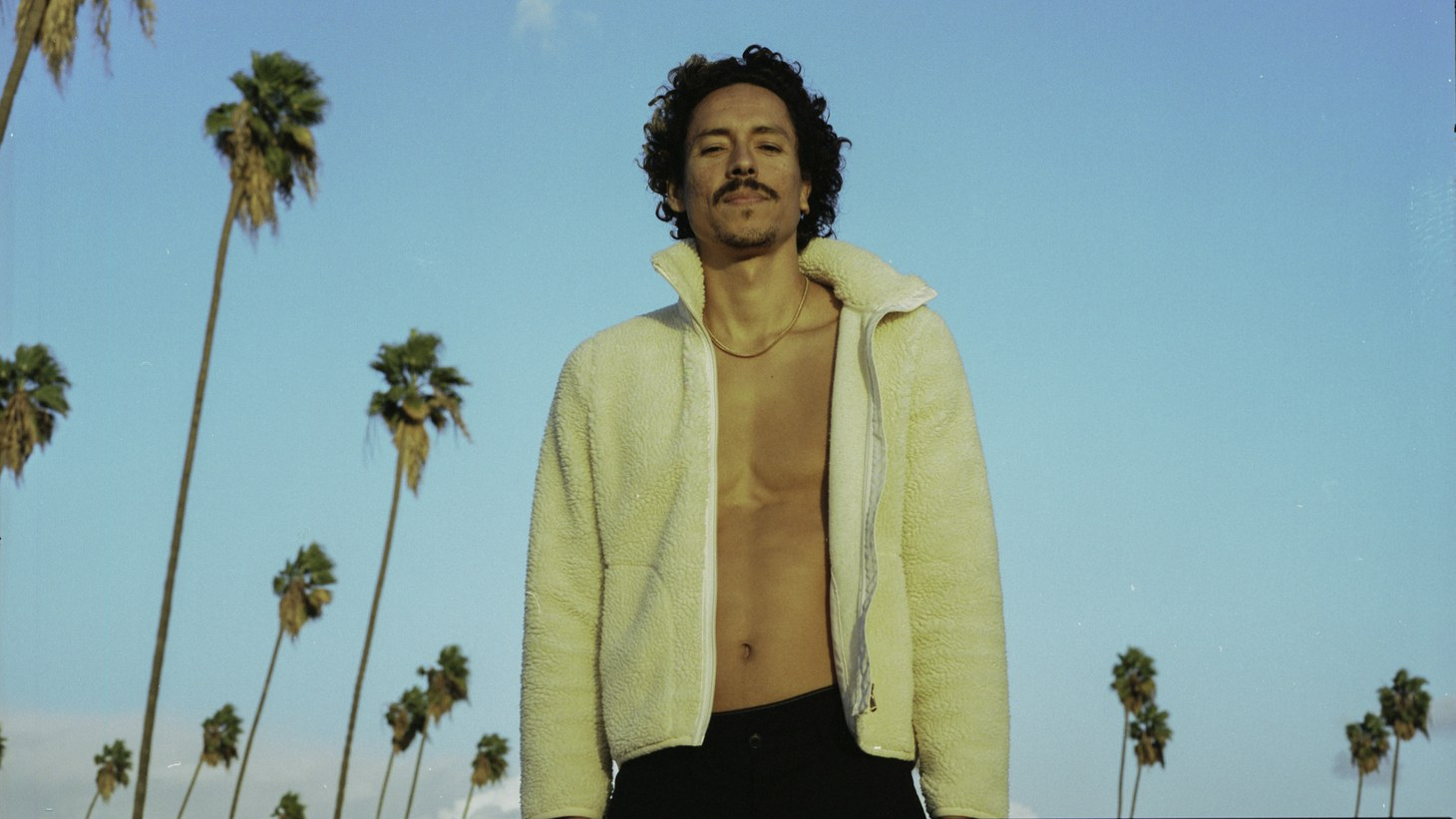 """We know Bardo as the frontman of LA outfit Chicano Batman, but now he's stepped out with his own debut solo album, """"Everywhere Reminds Me Of Space."""""""