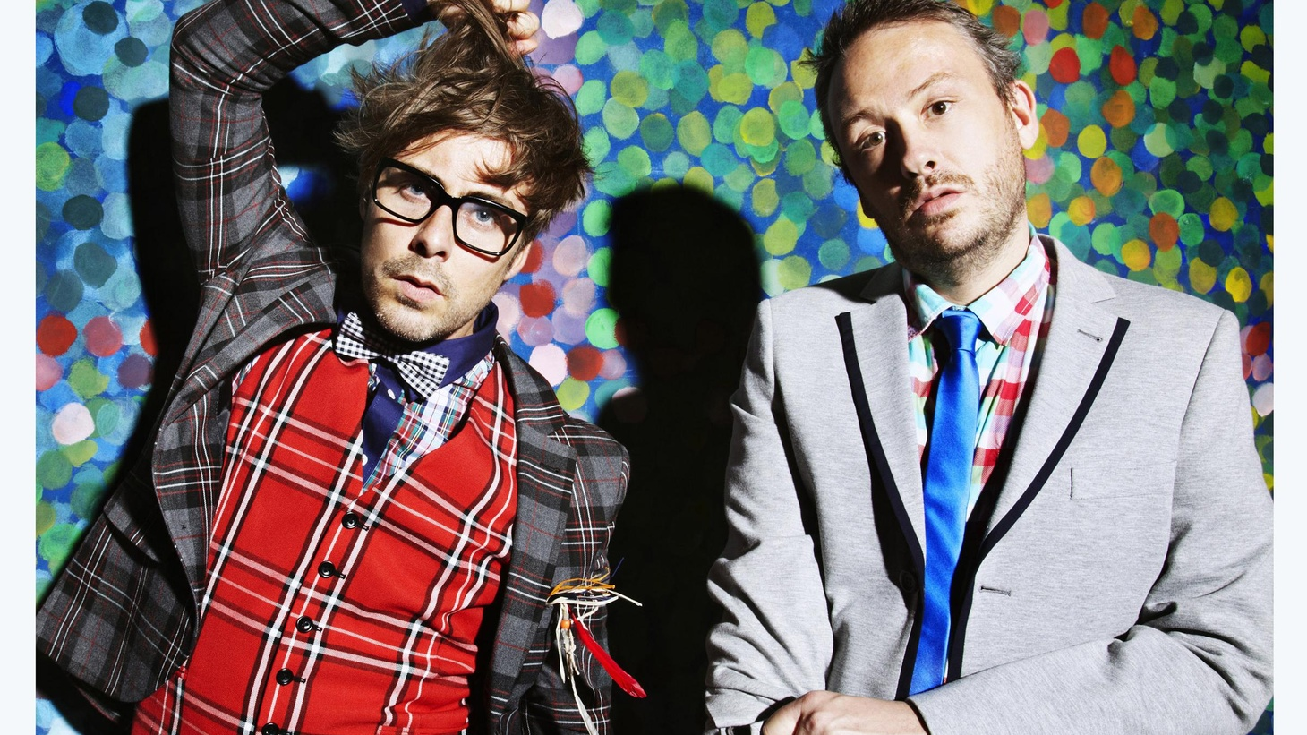 Basement Jaxx have been creating progressive house music since the mid-90's and their new record, Scars is a KCRW favorite. Each track provides a new guest appearance