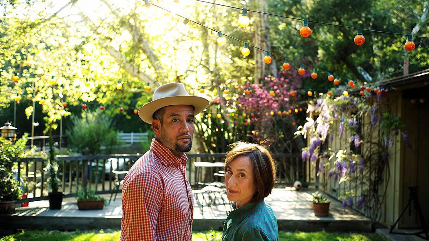 Ben Harper collaborates with his mother Ellen for a new recording exploring the deeply personal relationship between mother and child, as well as family life.