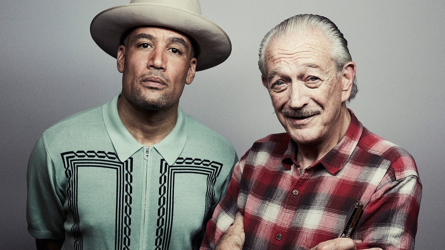 """Multiplatinum selling artists Ben Harper & Charlie Musselwhite picked up the """"Best Blues Album"""" Grammy-Award for their 2013 debut. A new recording has just landed that recounts their personal stories and adds to the sonic blues lexicon."""