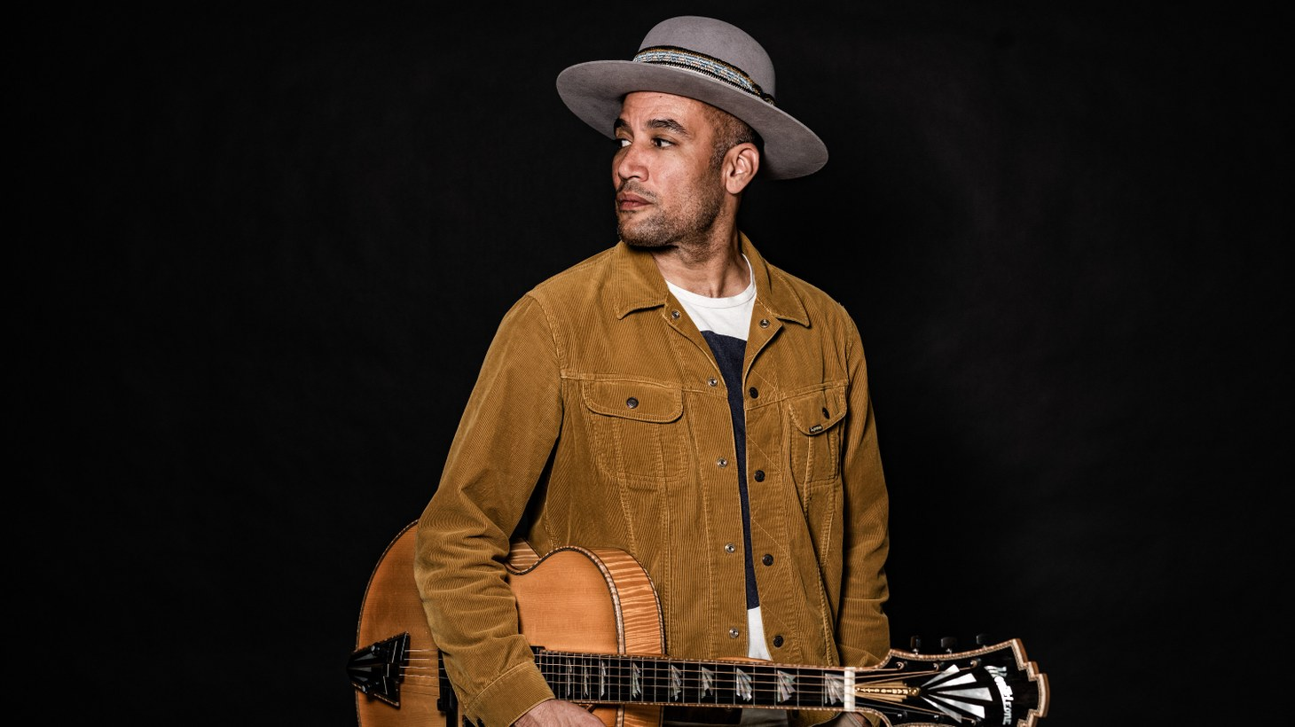 """Social activist and multi-Grammy winning artist Ben Harper recently said this about his new single: """"'Don't Let Me Disappear' is about the fine line between loneliness, isolation and invisibility, to where you can't seem to find a way not to be…"""