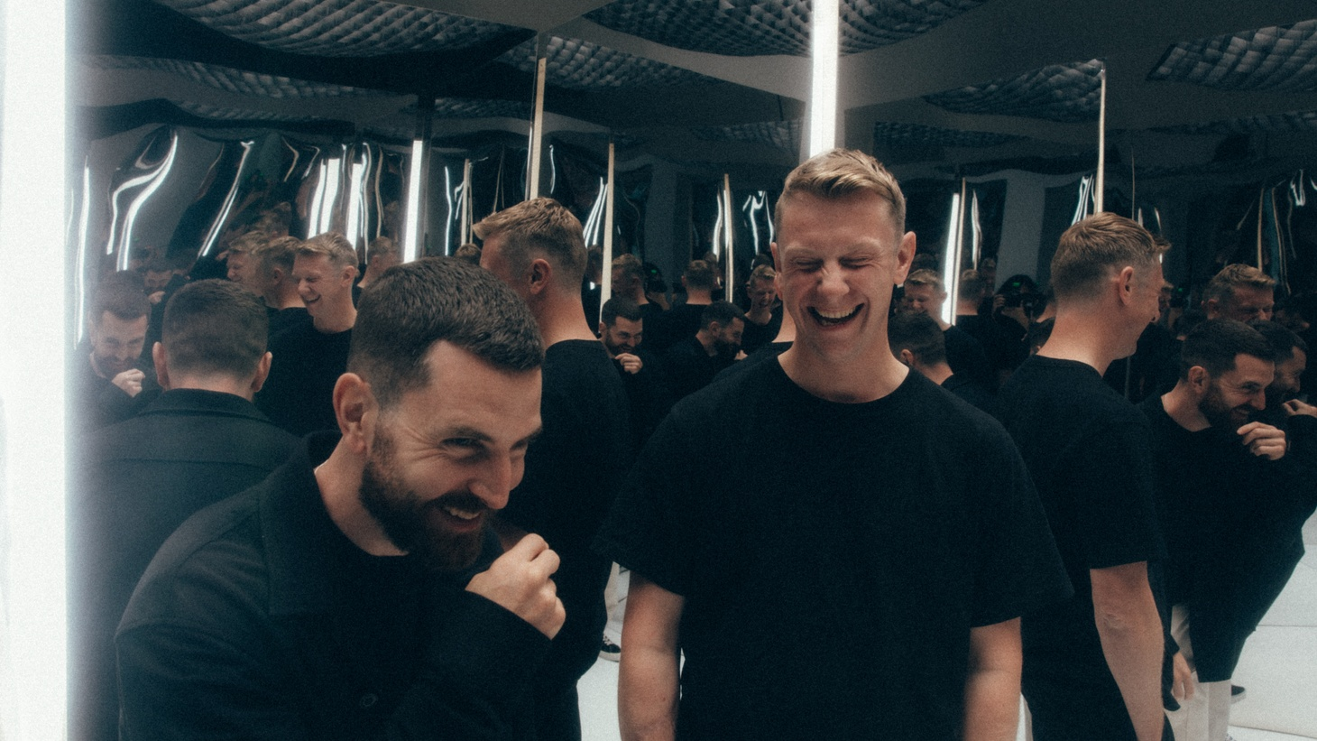 """London-based duo Bicep know how to flex their music muscle. The follow-up to their 2017 debut album, """"Isles,"""" is a sonic treat with """"Apricots"""" as a downtempo fleshy, luscious center."""