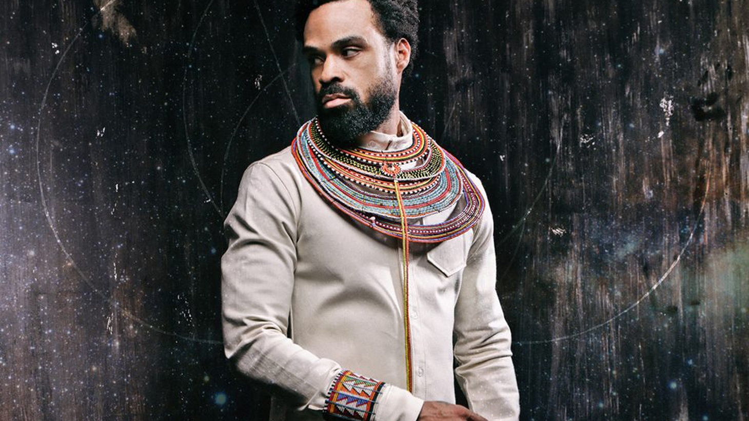 Soul crusader Bilal shines a laser light on today's sociopolitical environment on his forthcoming album.