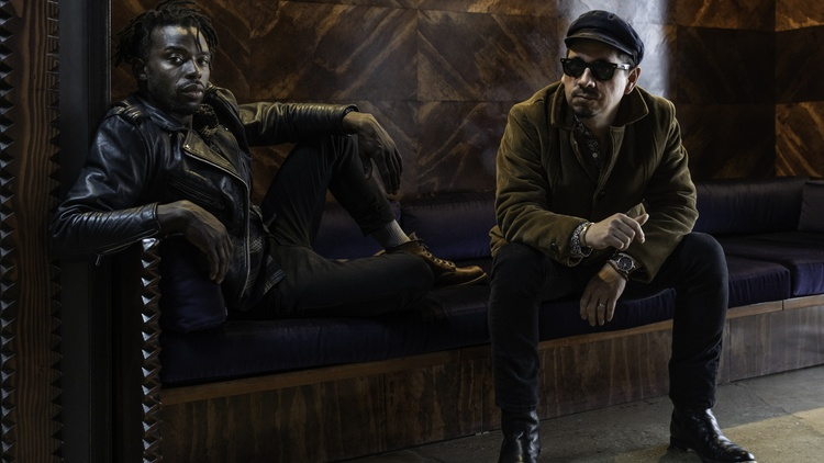 The breakout band at SXSW this year was Austin-based Black Pumas; a collaboration between busker turned frontman Eric Burton and Grammy-winning guitarist and producer Adrian Quesada.
