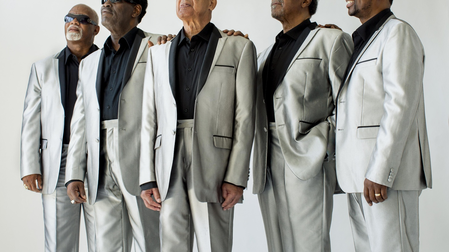 The Blind Boys of Alabama have been making beautifully inspired music for seven decades.