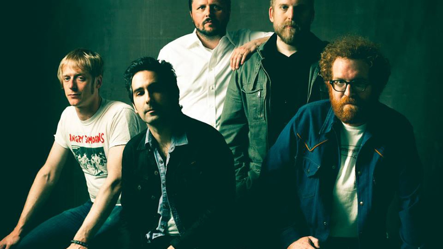 Portland, Oregon's Blitzen Trapper continue to forge their brand of country & rock, recalling the heyday of Laurel Canyon.