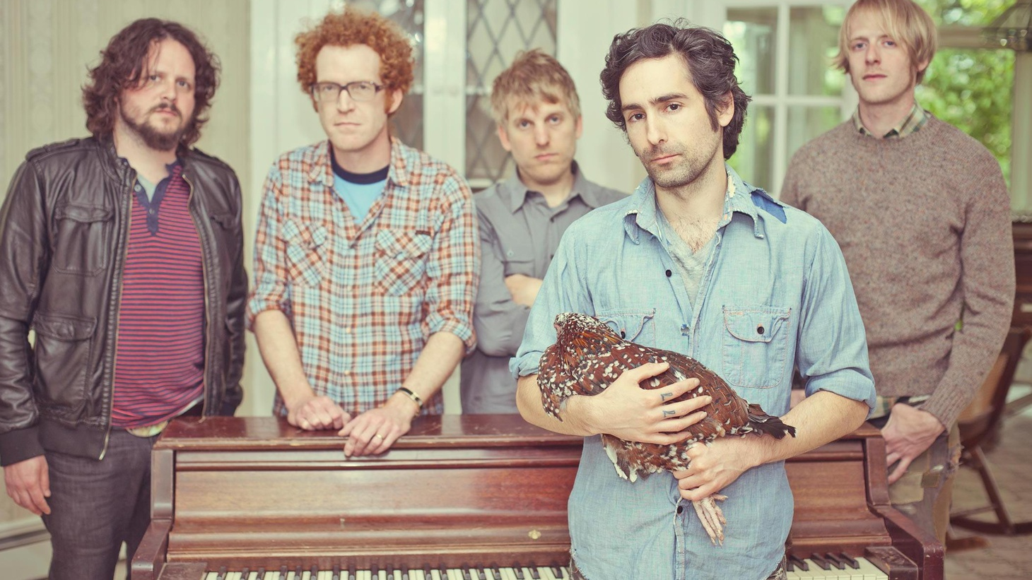 Blitzen Trapper reach back into the arsenal of 70's country and southern rock in their music, yet find a way to tell their own tales of too much whiskey and loving and leaving....