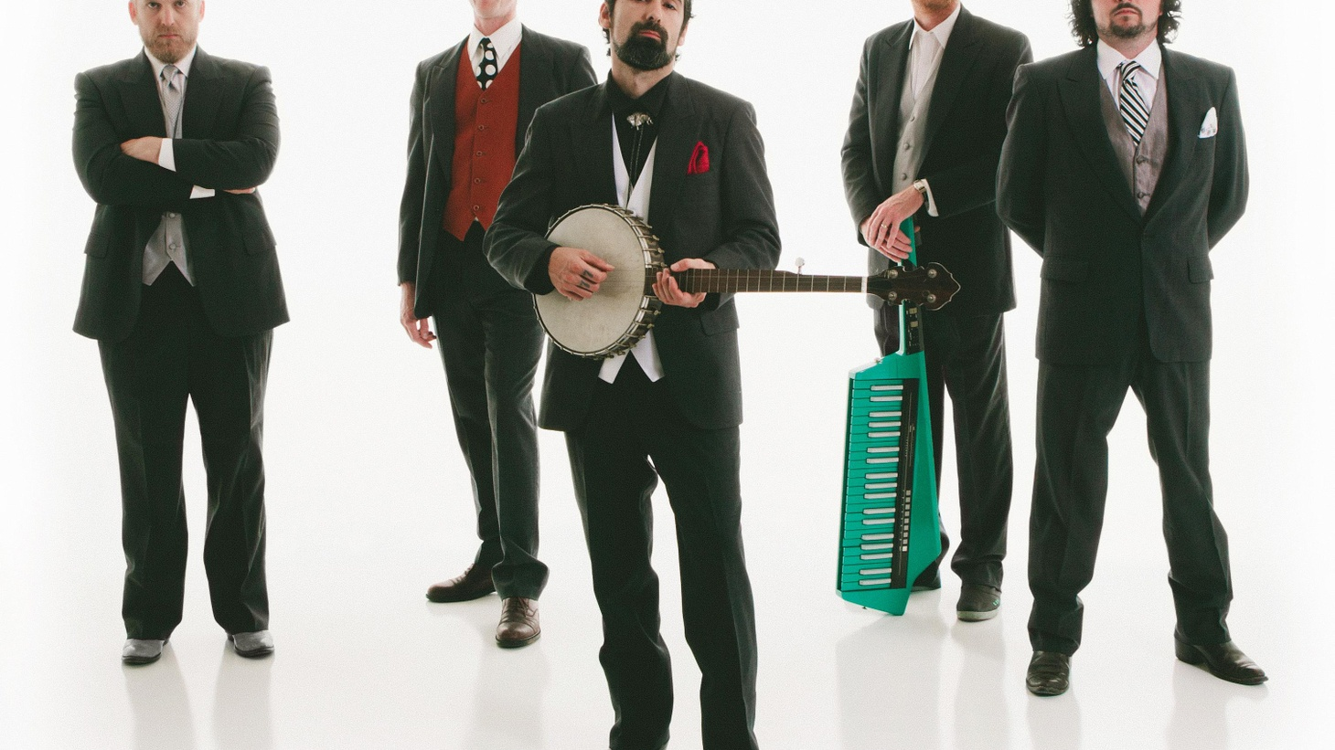 Each song on Blitzen Trapper's new album reveals some kind of story...