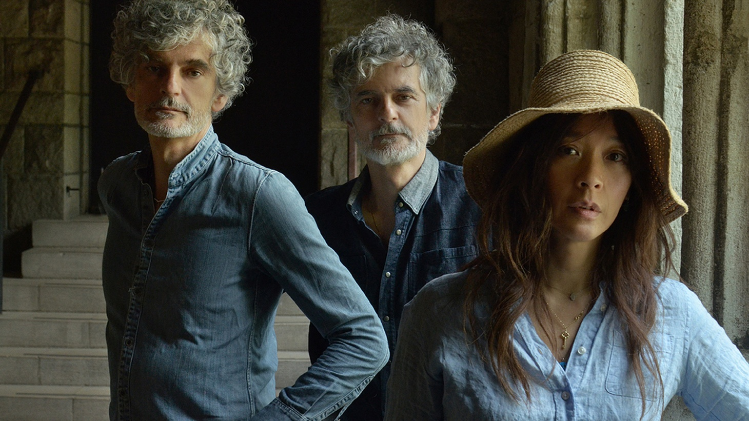 """Art rockers Blonde Redhead collaborate with minimalist composer and pianist Ludovico Einaudi, who guides lavish orchestration into intense, yet gentle sonic waves on """"Where Your Mind Wants To Go."""""""