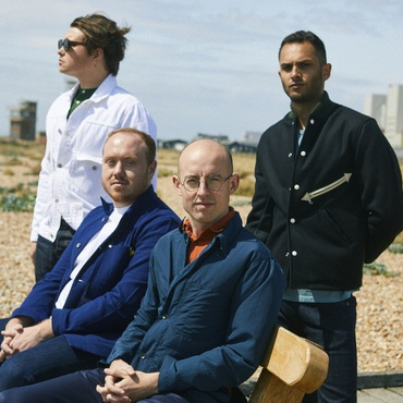 Bombay Bicycle Club recorded their 5th album in the US alongside Grammy-Award winning producer John Congleton, whom you might know for his work with St. Vincent and War on Drugs.