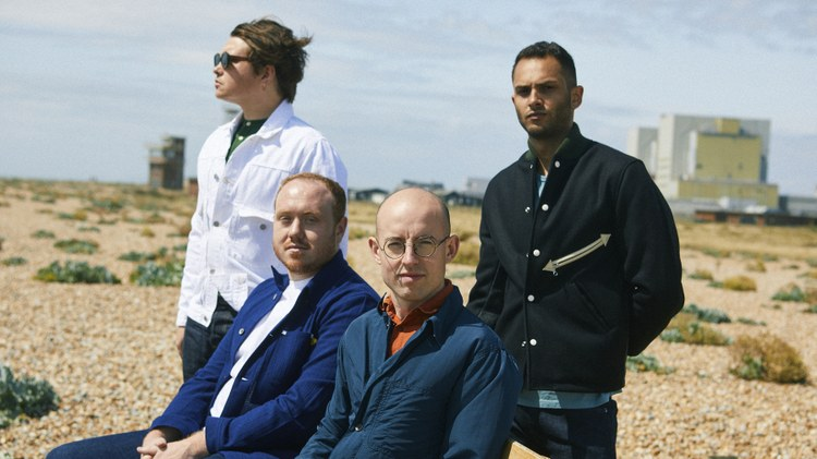 "Bombay Bicycle Club: ""Eat, Sleep, Wake (Nothing But You)"""