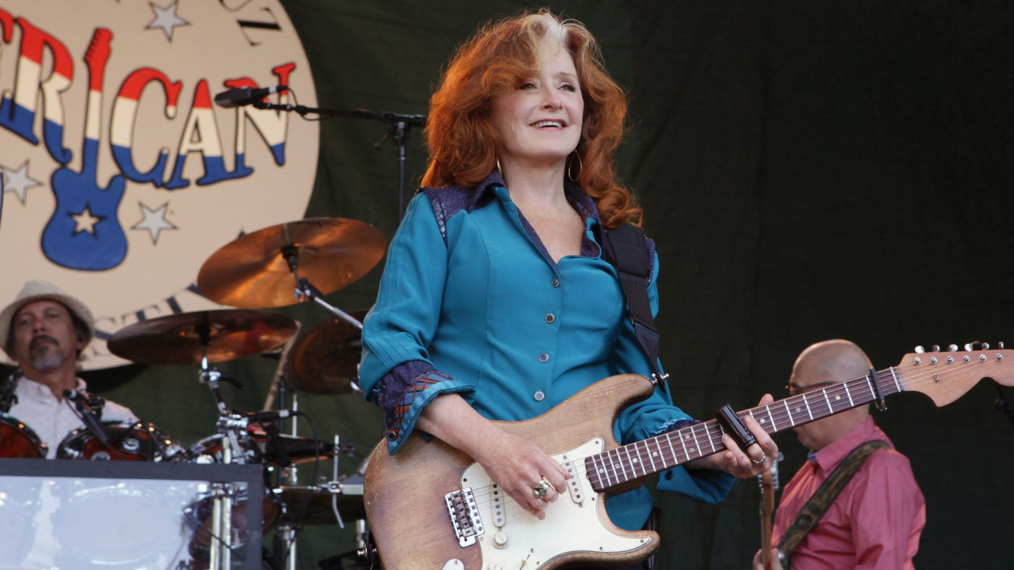 Rock and Roll Hall of Famer and 10-time Grammy Award-winner Bonnie Raitt is unbeatable when it comes to the Blues.