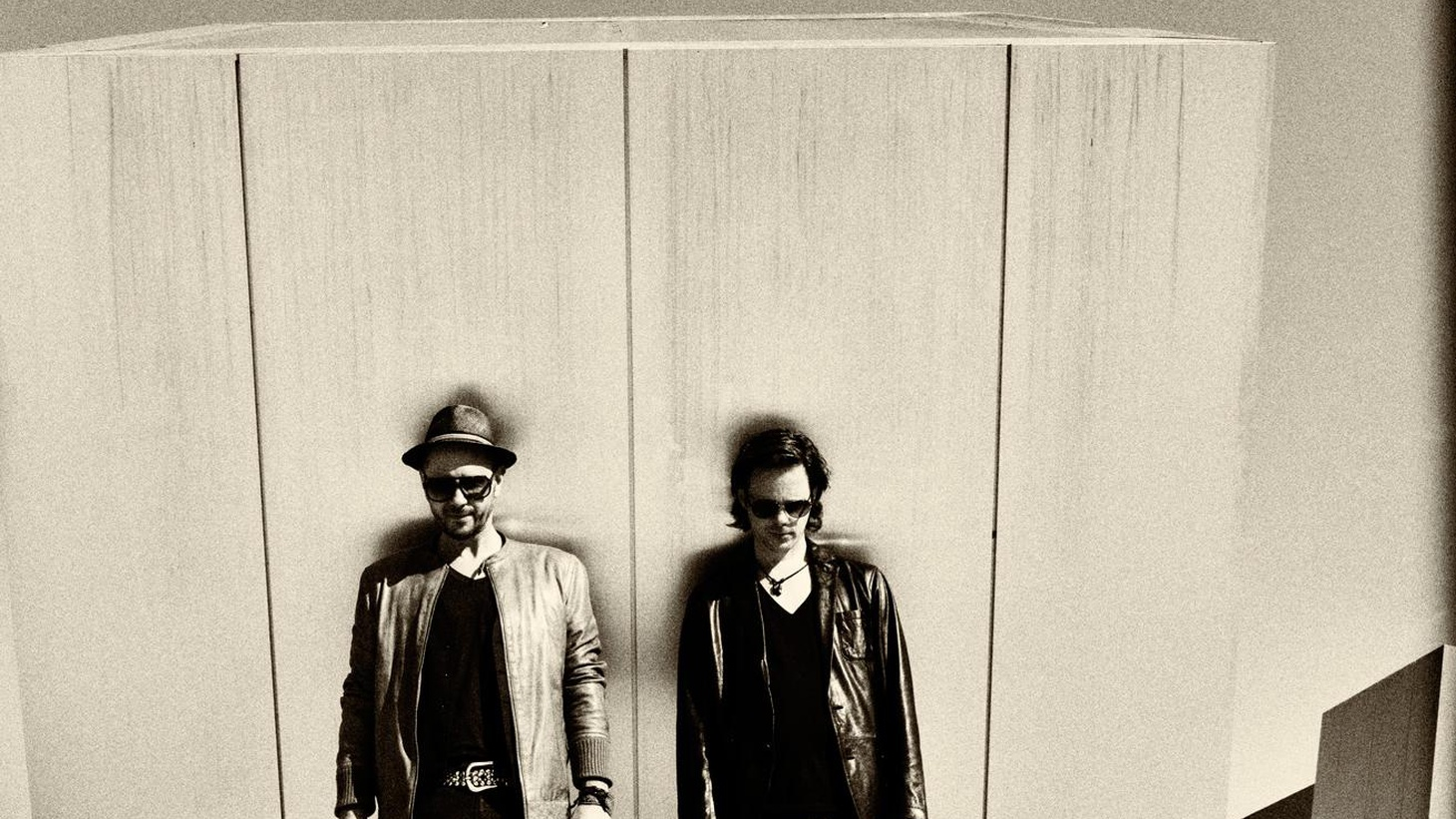 A mainstay on KCRW's Top 50 chart, Berlin-based beat-making duo Booka Shade create atmospheric and cinematic work.