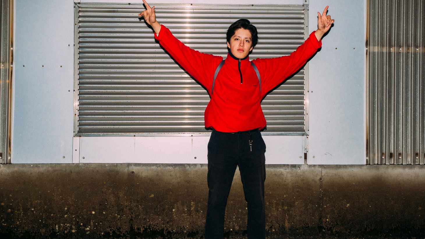 """Boy Pablo is currently working on his new EP and finishing school. The 19-year-old songwriter and producer writes bedroom pop songs through the lens of teenage life. Check out the dark tale that lies beneath """"Losing You."""""""