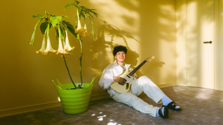 Norwegian-Chilean bedroom pop star Boy Pablo creates a titular character, an alter-ego of sorts, for his new cinematic album.