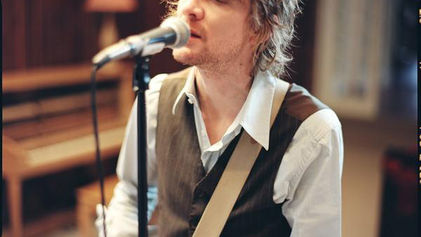 ...from My Old, Familiar Friend.   Brendan Benson took a short break from his work with The Raconteurs to write and record his fourth solo release...