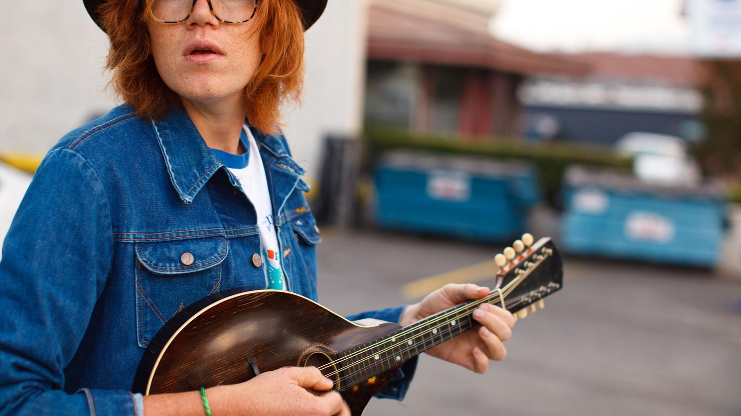 In his liner notes, Brett Dennen states his new CD is an ode to the wonderful feeling of love. The album is about having fun and letting go, even if it hurts.