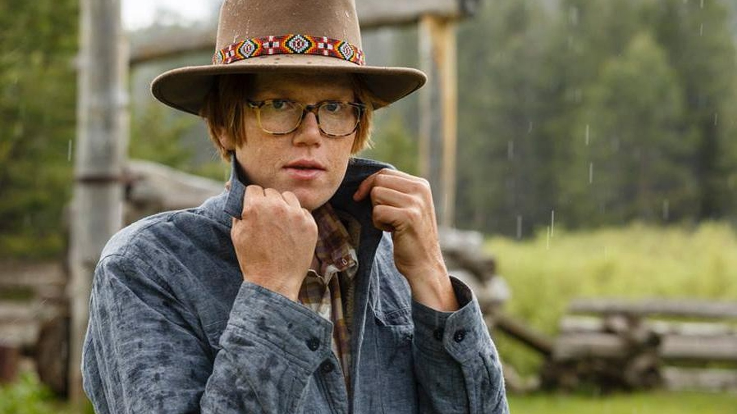 "Singer-songwriter Brett Dennen says ""When We Were Young"" reveals a different side of himself..."